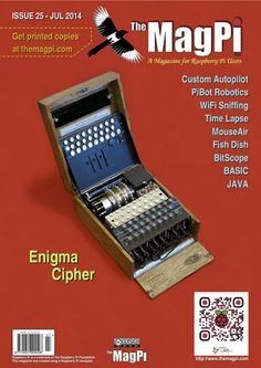 The MagPi 25