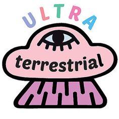 Ultra Terrestrial by ultraterrestrial on Etsy