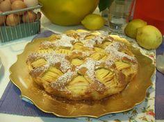 Nuvola Glacé: Pastel de pura manzana