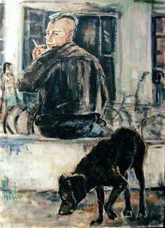 Berlijn Berlin, paintings werken