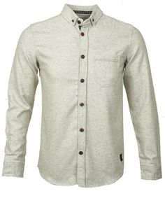 """Ferda"" Anerkjendt Shirt in Grey Melange"