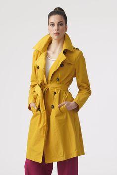 Klasični ženski baloner u 4 boje - Shop Varteks d. Parker Coat, Raincoat, Jackets, Shopping, Fashion, Parker Jacket, Rain Jacket, Down Jackets, Moda