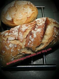 Pain ou baguettes croustillant(es) au Cooking Chef Quelle bonne odeur et quelle beauté ce pain. Etant réalisé à la farine de blé je ne peux y gouter mais cela reste un immense plaisir de le faire pour le plus grand plaisir de ma tribu gourmande. Sachez...