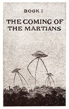 Edward Gorey's Vintage Illustrations for H. G. Wells's The War of the Worlds   Brain Pickings