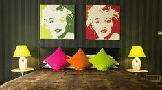 Arredamento Stile Pop Art : Fantastiche immagini su stile pop art arredamento pop art