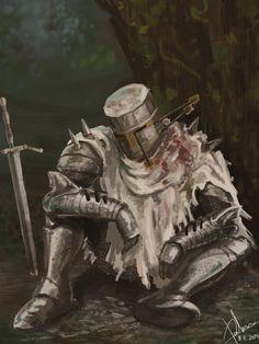 Dark Souls 2: Heide Knight by SharkAlpha.deviantart.com on @DeviantArt