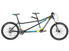"""""""... but you'll look sweet, upon the seat, of a mountain bike built for two."""""""