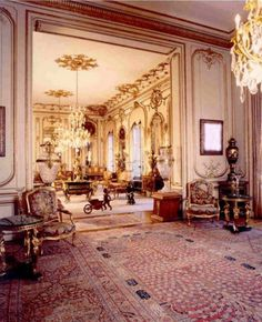 Old Mansions, Mansions Homes, French Architecture, Beautiful Architecture, French Interior, Classic Interior, Beautiful Interiors, Beautiful Homes, Palace