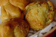 Savory Cheese Popovers