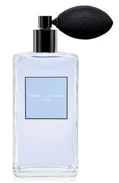 Marc Jacobs Home Spray is great for the powder room.