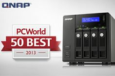 #QNAP made it to #PCWorld's top #50 #products. Check it out at #globalmediait