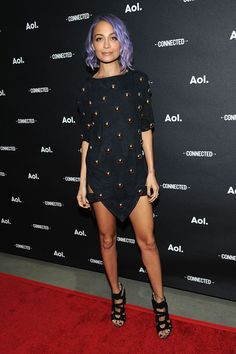 Best Dressed: Nicole Richie (May 2014)