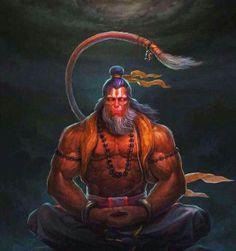 Jai Shree Ram jai Hanuman