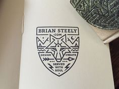 Badge by Brian Steely                                                                                                                                                                                 More