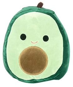 SQUISHMALLOWS - Austin The Avocado - Plush Stuffed Animal Figure - 9 Inch - Green