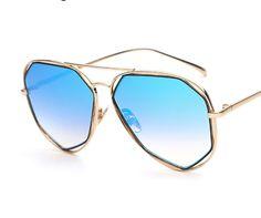 Jetset Blue Sunglasses chic online shop Marbella Blog