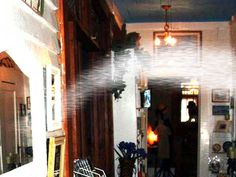 the Grove Ghost Photo. A Real Ghost Photo of the very haunted Mirror ghost at the Grove.