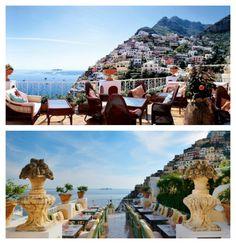 Honeymoon Hotels Positano