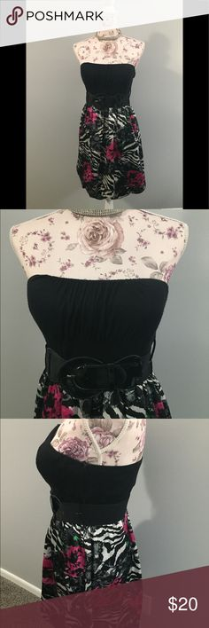 Dress All the details are in the pictures Body Central Dresses Strapless