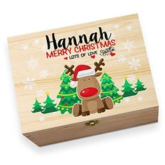 If you are looking for a fun new tradition to do with your family you might want to try the Christmas Eve Box. This is a special box tha. Wooden Christmas Eve Box, Christmas Gift Box, Christmas Presents, Merry Christmas, Christmas Stuff, Christmas Ideas, Santa Letter, Small Gifts, Personalized Gifts