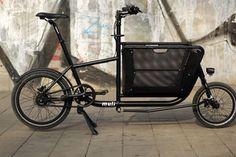 Ein wunderbares neues Lastenrad auf StartNext Online -das muli!