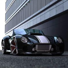 King Cobra 427 Concept