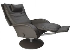 Ergonomic Recliner Nicole by Lafer Modern Recliner Chairs
