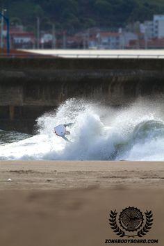 Campeonato bodyboard playa de Ereaga. Noviembre 2014.