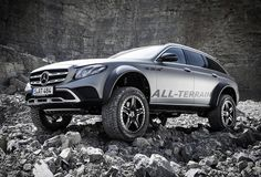 Mercedes E-Class All Terrain 4x4   Image