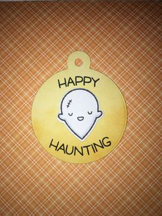 Halloween Ghost Tags by CharlieLouisaDesigns on Etsy