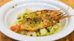 Pasta con gamberi e asparagi: http://winedharma.com/it/dharmag/aprile-2015/pasta-con-gamberi-e-asparagi-la-ricetta-di-mare-perfetta
