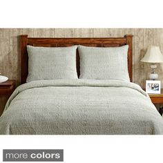 Shop for Better Trends Natick Cotton Tufted Twin-size Chenille Bedspread. Free Shipping on orders over $45 at Overstock.com - Your Online Fashion Bedding Outlet Store! Get 5% in rewards with Club O!