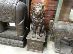 San Diego Statues and Fountains | San Diego Rustic Furniture Store www.SanDiegoRustic.com