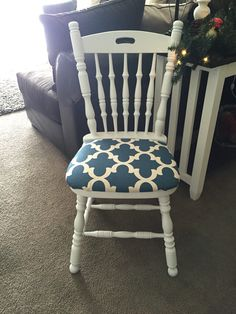 Refinished chair!                                                       …