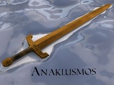 Percy Jackson's sword, as you all should know