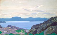 Nicholas Roerich Birds of the Morning (Messengers of Morn) 1917