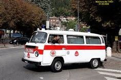 VOLKSWAGEN Ambulance | VOLKSWAGEN Ambulance TROFEO AIDO … | Flickr ...