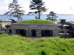The Most Insane Abandoned Places in Washington   Fort Casey Whidbey Island