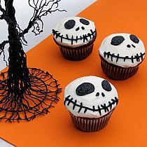 #Halloween #Cupcakes #NightmareBeforeChristmas