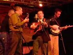The Virginia Ramblers live at Gravity Lounge - my favorite festival bluegrass group from Virginia