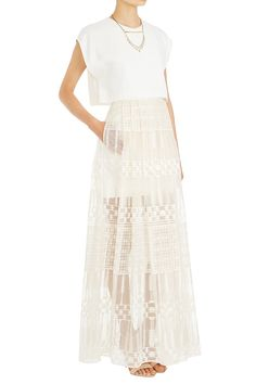 sass & bide The Stand Alone full length dress, available at their James St boutique