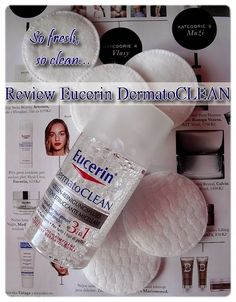 Gate to Neverland: So fresh, so clean - Eucerin DermatoCLEAN 3in1
