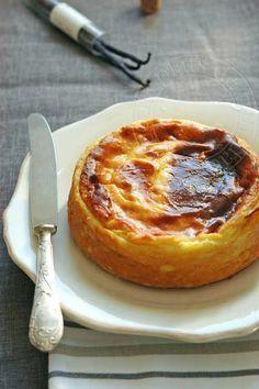 Flan parisien sans pâte de Michalak | Les petits plats de Trinidad
