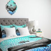 Found it at Wayfair - <strong>DENY Designs</strong> Garima Dhawan New Friends 3 Duvet Cover Collection