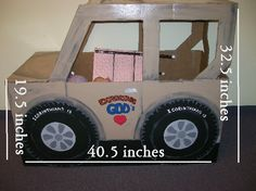 Update-I've had alot of people ask for more info on the jeep. I hope these pictures and measurements help                              This ...