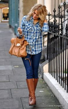 30 Ways To Rock Flannel