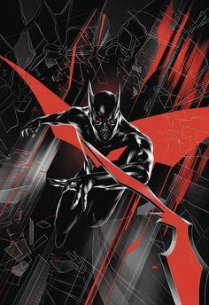 Batman Beyond by Martin Ansin