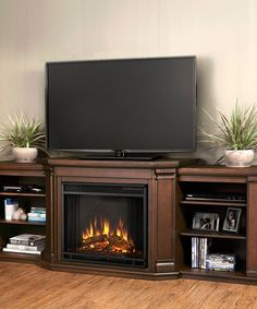 Duraflame In W BTU Cherry Wood And Wood Veneer Infrared - Style selections electric fireplace