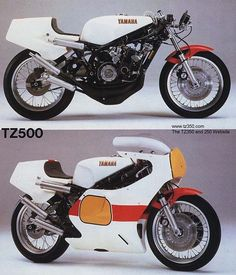 Yamaha TZ500