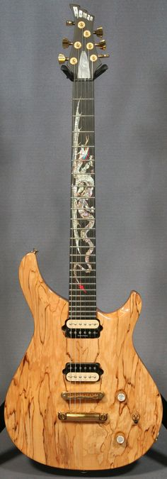 Roman Quicksilver guitars